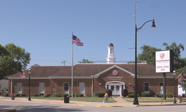 Casey State Bank Marshall branch